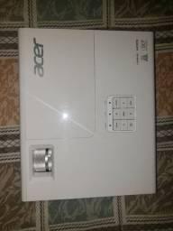Projetor Acer 3D - Aceito cartão