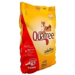 Título do anúncio: Ração Quatree para cães adultos todas as raças sabor carne 25kg