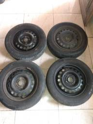 Rodas 14 GM de ferro
