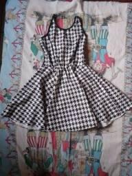 Vestidos femininos infantil