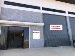 Barracão Industrial - Dentro Condominio Alphanorth