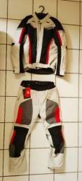 Macacão duas peças | Jaqueta e Calça | Moto