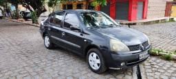 Clio Sedan 16v 1.0 completo 2005