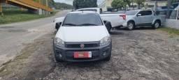 Título do anúncio: Fiat strada HD CC E 1.4  flex ano 2019 com apenas 36.555 km Rodado