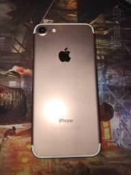 iPhone 7 128 rose 2 meses de uso nota fiscal