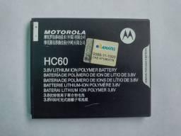 Título do anúncio: Bateria HC60 Para Celular Moto C Plus, Nova, em Grajaú, SP