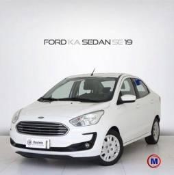 Título do anúncio: ford ka Sedan SE 2019