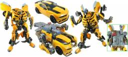Transformers Bumblebee Mechtech Leader Class Dark of the Moon