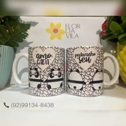 Canecas Flor da Vila