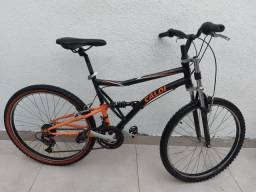 Bicicleta Caloi XRT 21V - LEIA O ANÚNCIO