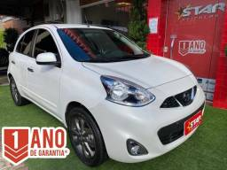 NISSAN MARCH 1.6 S 2015 STARVEICULOS