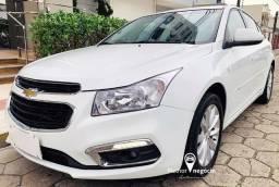 Chevrolet Cruze Sedan LT 1.8 16v Flex Aut. Branco