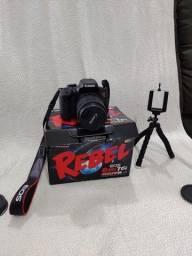 Kit Canon Rebel  EOS T6i