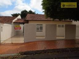 Casa com 3 dormitórios para alugar, 100 m² por R$ 1.200/mês - Conjunto Residencial Octavio