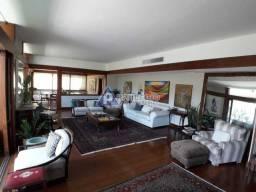 Cobertura à venda, 5 quartos, 3 suítes, 3 vagas, Laranjeiras - RIO DE JANEIRO/RJ