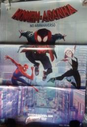 Homem aranha no aranha verso Cartaz /poster de locadora