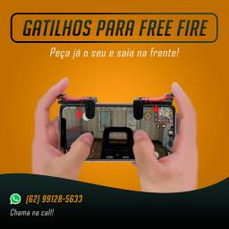 Gatilhos para Free Fire