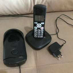Interfone sem fio agl s100-wl