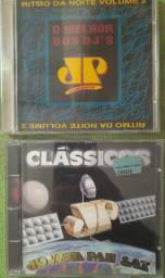 CDs Clássicos da Jovem Pan