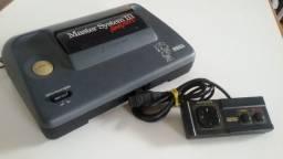 Master System III - Com 2 Jogos