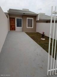Casa para Venda em Ponta Grossa, Nova Ponta Grossa, 3 dormitórios, 1 banheiro, 2 vagas