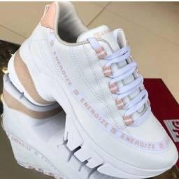 Título do anúncio: Tênis Casual Sneaker Feminino Ramarim SNK 21-80204