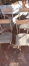 Título do anúncio: Cadeiras cozinhas
