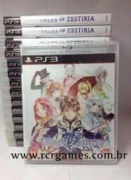 Título do anúncio: Jogo novo Tales of Zestiria ps3. Retirada Portão