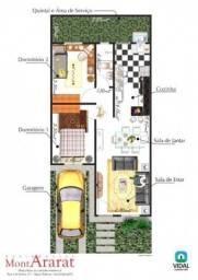 Casa c/ 2 quartos