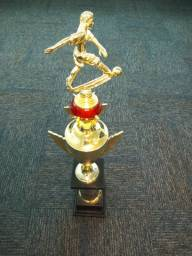 Troféu de Futebol - 78cm