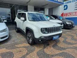 Jeep Renegade Longitude 2020 Diesel 4x4 único dono