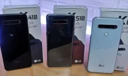 LG K61 128Gb lacrado na caixa com garantia e nota fiscal