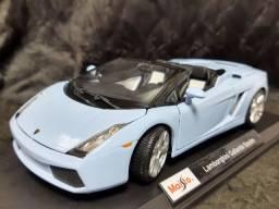 Miniatura Lamborghini Gallardo spyder scala 1/18