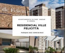 Título do anúncio: Apartamento no residencial Ville Felicittà 1 em Presidente Prudente