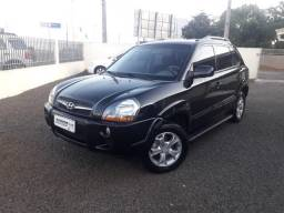 Hyundai \ Tucson 2.0 Automática Completa / Ano 2009 / Financio