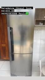 Geladeira e lavadora a venda