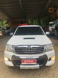 Toyota Hilux CD SRV 4x4 2014