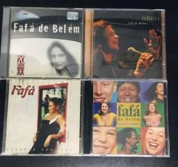 CDs Fafá de Belém