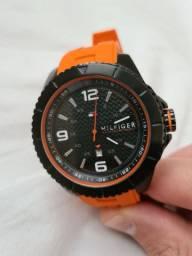 Relógio esportivo Tommy Hilfiger masculino