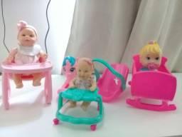 Lote de brinquedo