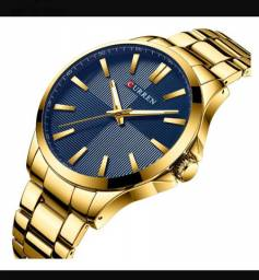 Relógio curren masculino entrega