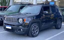 Jeep Renegade Long 2018 GNV 29.000km novo demais