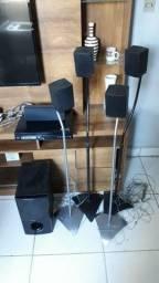 Home theater lg lhd625 com Bluetooth