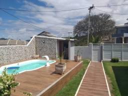Casa próximo da Minas Rios com 03 quartos, 200 M² de construção, piscina e churrasqueira