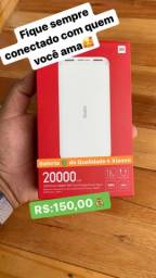 Carregador Portátil Xiaomi 2000mAh