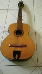 violão rozini 7 cordas elétrico
