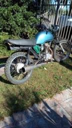 Moto Cg 125cc para sítio com papel de baixa do leilão 2.000 Mil * Whatsapp