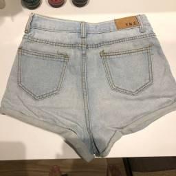Short Jeans tamanho 34