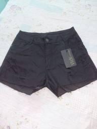 Título do anúncio: Bermuda Jeans com Laycra 46