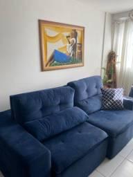 Apartamento mobiliado com dois quartos em boa viagem
